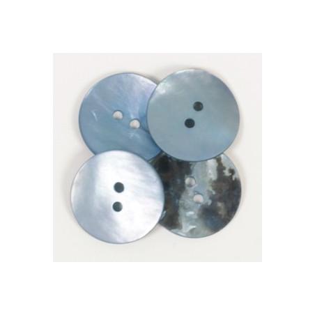 Rond (blauw) 20mm - nr612