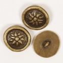 Blinde knoop (inca) 15mm -nr531