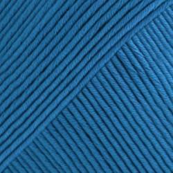 Drops Muskat Uni 15 - koboltblauw