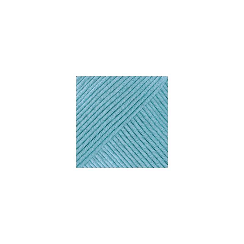 Drops Drops Muskat Uni 02 - babyblauw