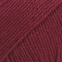 Drops Drops Cotton Merino 07 - wijnrood