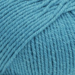 Drops Cotton Merino 24 - turkoois