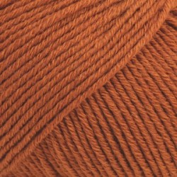 Drops Cotton Merino 25 - roest