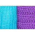 Dog scarf Katia blue/turquoise