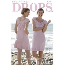 Drops Patroonboek 167 (FR/EN)