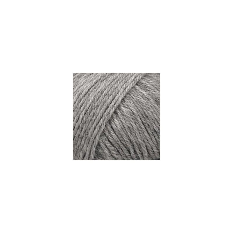 Drops Puna Natural Mix 06 - grijs