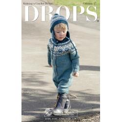 Drops Patroonboek Kind 27 (NL/DE)