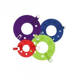 KnitPro - Pompon Maker - 4 st