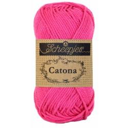 Scheepjes Catona 50 - 114 Shocking Pink