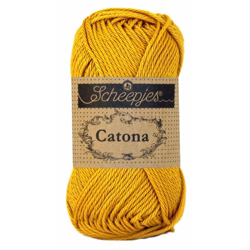 Scheepjes Catona 50 - 249 Saffron