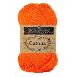 Scheepjes Catona 50 - 189 Royal Orange