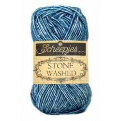 Scheepjes Stone Washed -   805 Blue Apatite