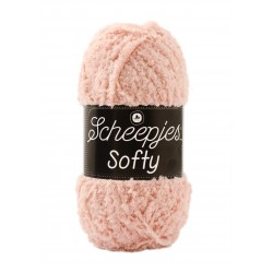 Scheepjes Softy 486 - pastelroze