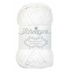 Scheepjes Linen Soft 630 - white