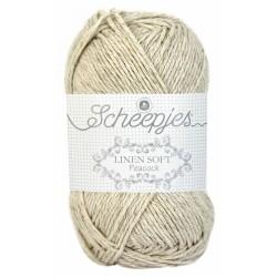 Scheepjes Linen Soft 613 - light beige