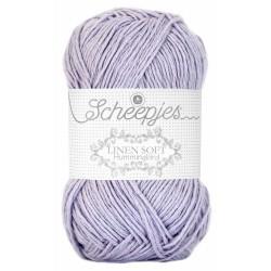 Scheepjes Linen Soft 624 - lavender