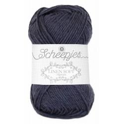 Scheepjes Linen Soft  617 - grey blue
