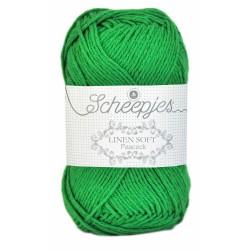 Scheepjes Linen Soft 606 - green