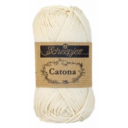 Scheepjes Catona 100 - 130 Old Lace