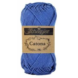 Scheepjes Catona 25 - 261 Capri Blue