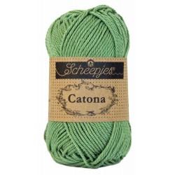 Scheepjes Catona 25 - 212 Sage Green