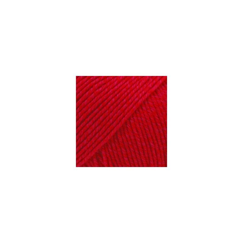 Drops Cotton Merino 06 - rood