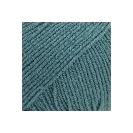 Drops Cotton Merino 26 - stormblauw
