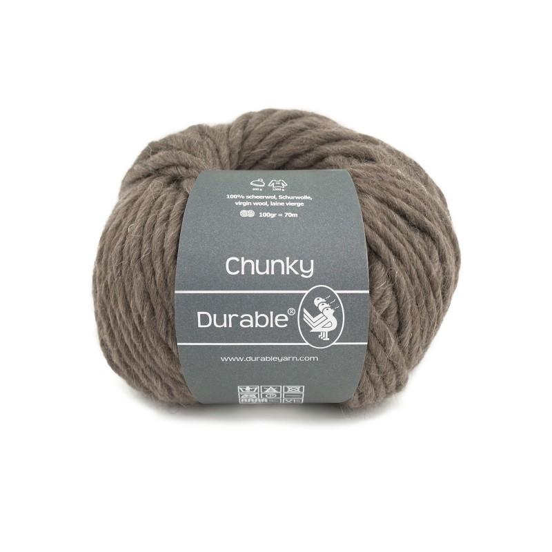 Durable Chunky 2229 Chocolate
