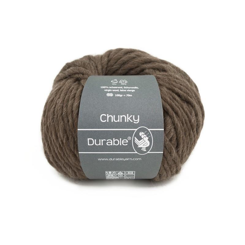 Durable Chunky 2230 Dark brown