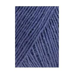 Lang Yarns Super Soxx Nature 900.0033 blauw