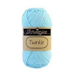 Scheepjes Twinkle 919 Light Blue