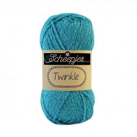 Scheepjes Twinkle 920 Aqua Blue