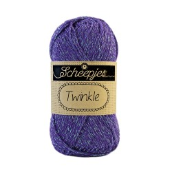 Scheepjes Twinkle 935 Purple Blue