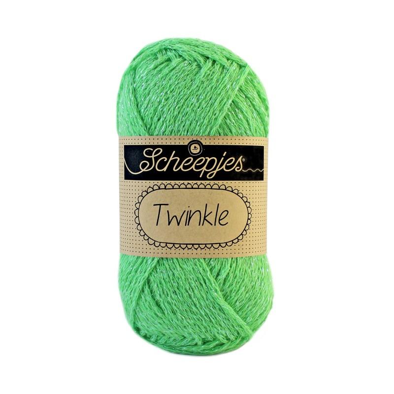 Scheepjes Twinkle 922 Light Green