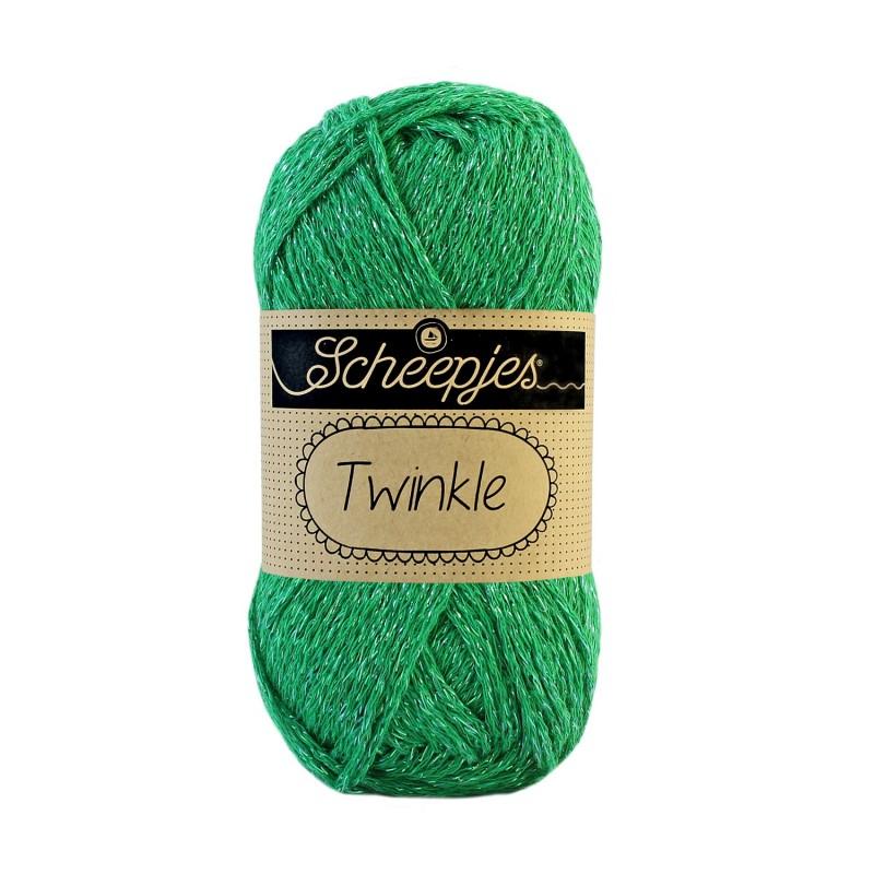 Scheepjes Twinkle 930 Green