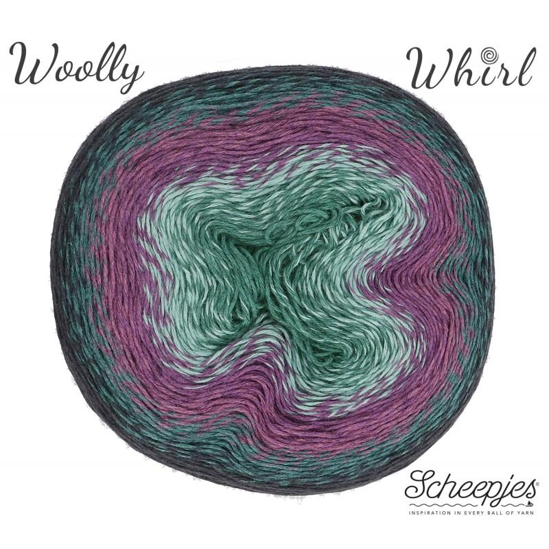 Scheepjes Woolly Whirl 472 Sugar Sizzle