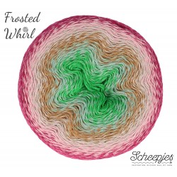 Frosted Whirl 322 Skinny Cream