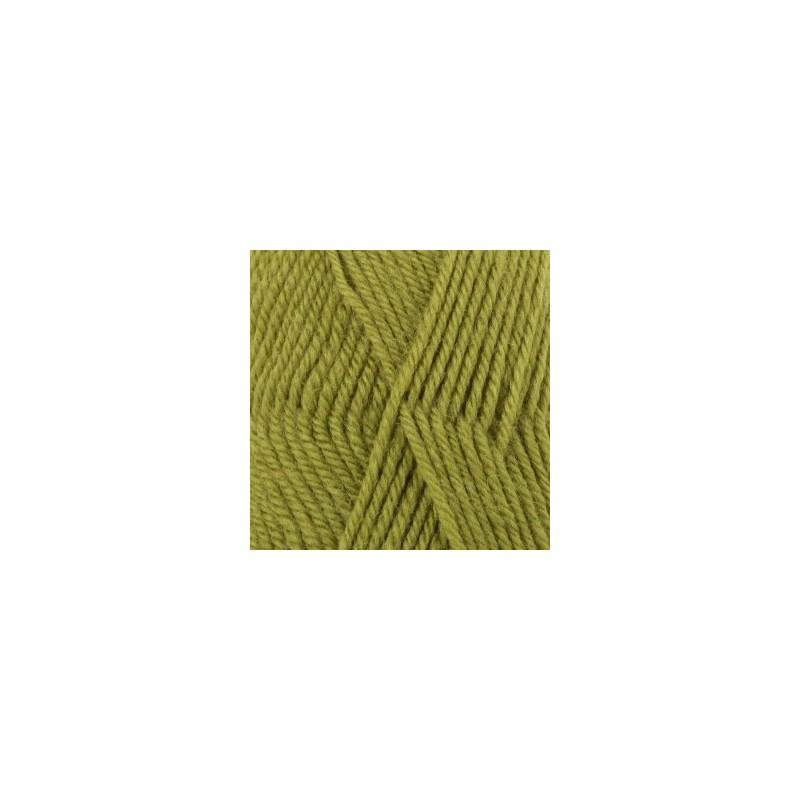 Drops Karisma uni 45 - licht olijfgroen