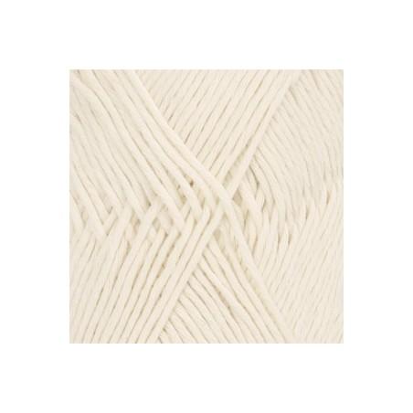 Drops Cotton LIght Uni 01 - naturel