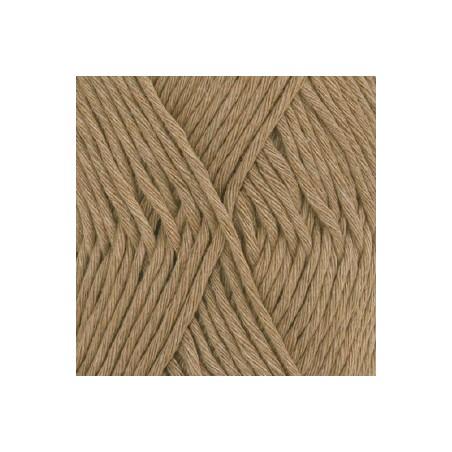 Drops Cotton LIght Uni 22 - bruin