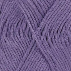Drops Cotton LIght Uni 13 - lila