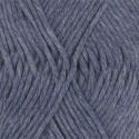 Drops Cotton LIght Uni 25 - denim blauw