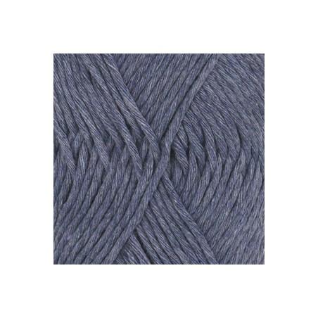 Drops Cotton LIght Uni 26 - denim blauw