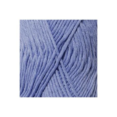 Drops Cotton LIght Uni 33 - blauw hyacint