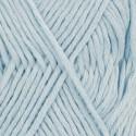 Drops Cotton LIght Uni 08 - ijsblauw