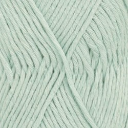 Drops Cotton LIght Uni 27 - mint