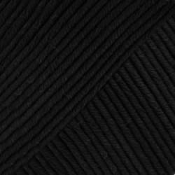 Drops Muskat Uni 17 - zwart