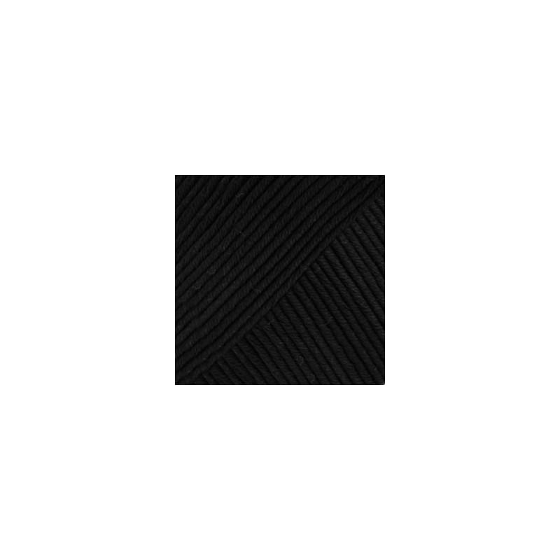 Drops Drops Muskat Uni 17 - zwart