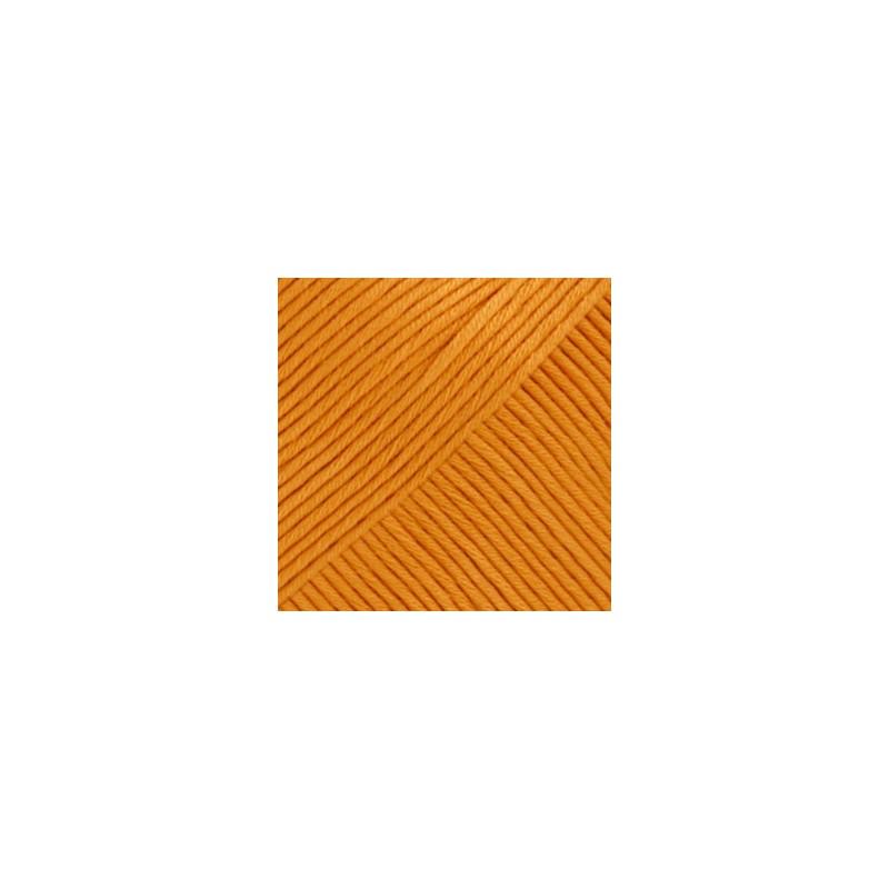 Drops Muskat Uni 51 - licht oranje