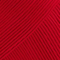 Drops Muskat Uni 12 - rood